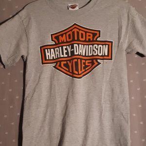 2005 Harley Davidson Location Tee
